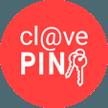 icono de clave pin